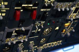 Overhead im CitySim Flugsimulator
