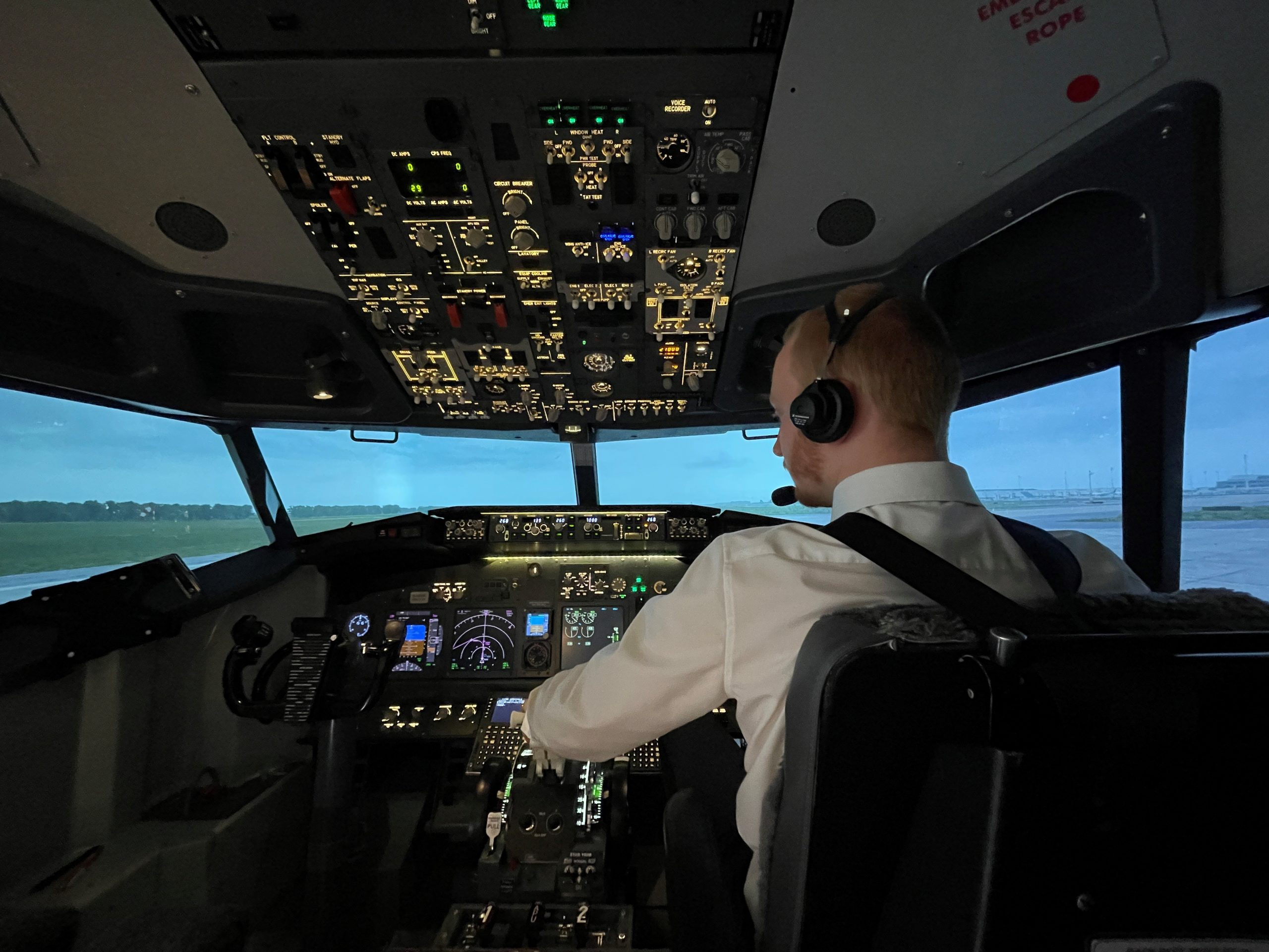 AIRLINE SCREENING